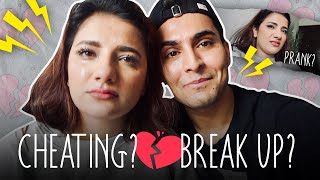 MY GIRLFRIEND CHEATED ON ME😨|*PRANK😅|OMG🤣|Anirudh Sharma
