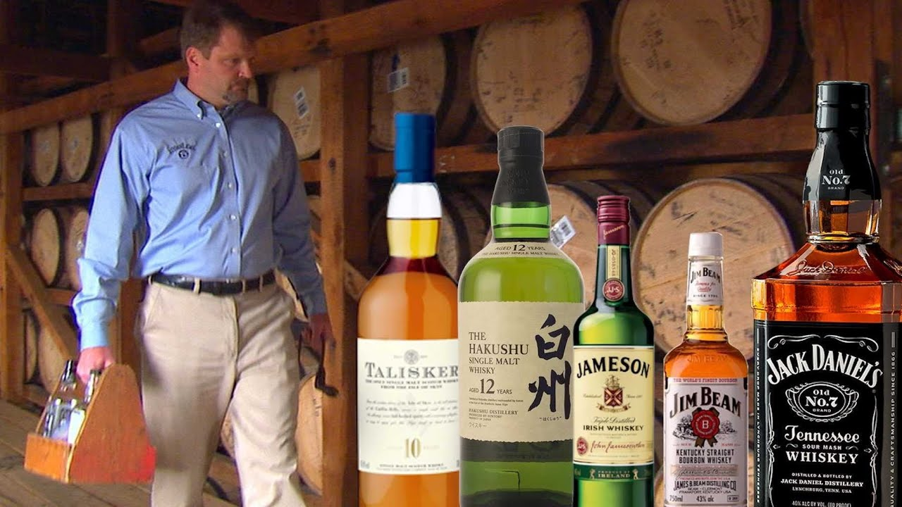 The real difference between scotch, whiskey, and bourbon ...