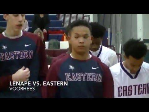 Lenape vs. Eastern