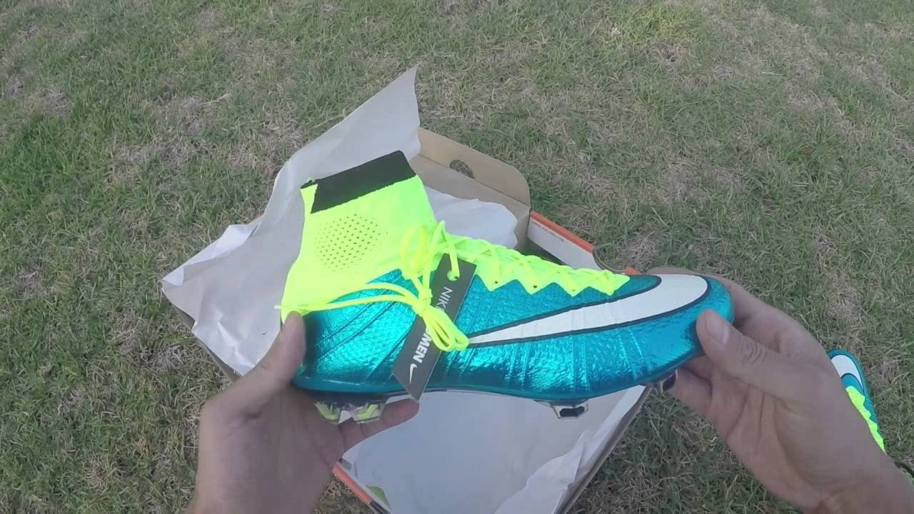 NIKE MERCURIAL SUPERFLY FG WOMEN S CLEATS UNBOXING BY NIKY S SPORTS -  YouTube 9c69b4d06