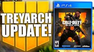 TREYARCH RESPONDED! Black Ops 4 Server Update & Black Market Progression Examined