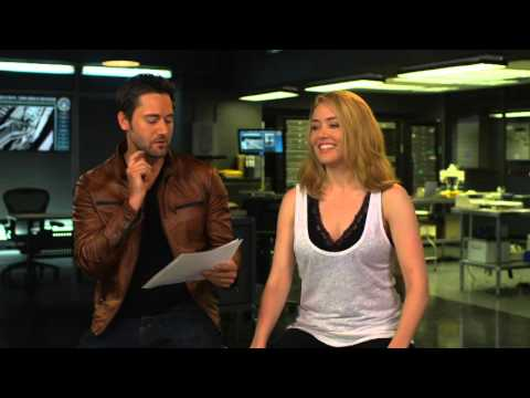 The Blacklist Season 3: Ryan Eggold & Megan Boone Premiere Episode TV