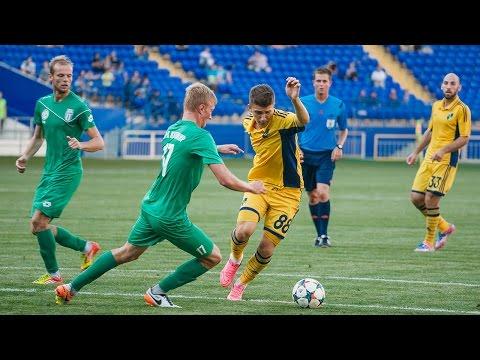 Металлист-1925 - МФК Житомир - 0:0. Обзор матча