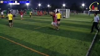 FC Bác Trạch Vs FC Vinh Sơn Giải Bóng Đá Đồng Hương Bác Trạch Mởi Rộng Năm 2019