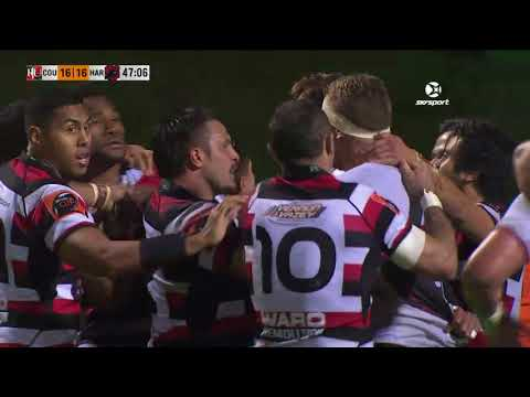 ROUND 4 HIGHLIGHTS: Counties Manukau v North Harbour