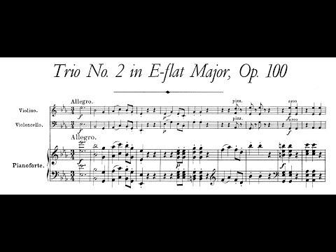 Schubert: Piano Trio No.2 in Eb, D.929 (Trio Wanderer)