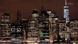 Manhattan Night Skyline Sony a7sII 4K low light test www.utcinema.com