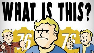 I Do NOT Like Fallout 76 Right Now   But Is It Just Me or is it Bad?