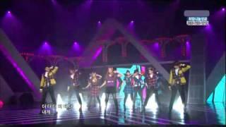 101204 Co-ed School -Too Late + Bbiribbom Bberibbom (december 04, 2010) LIVE