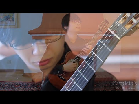 Zavaleta's La Casa De Guitarras: Yunchen Liu Plays Julia Florida By A. Barrios