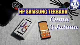 SAMSUNG GALAXY J6 (2018) [Review Indonesia]