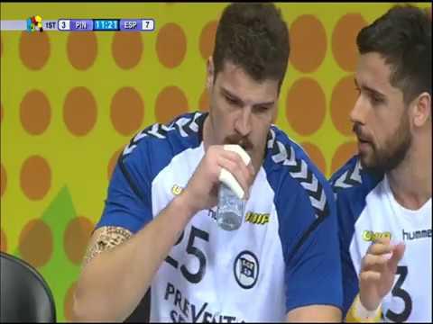 Super Globe 2017 - Pinheiros x Espérance Sportive de Tunis - 1º Tempo