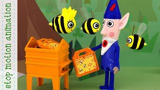 honey Ben and Holly's Little kingdom toys stop motion animation