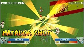 Semua JURUS Negara Game Super Shot Soccer PS1