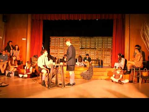 """MST Productions """"Touch Me"""" from """"Spring Awakening"""""""