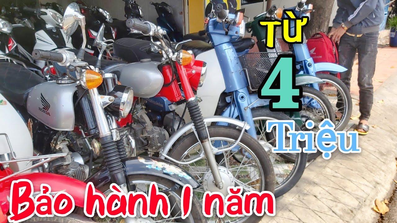 Đi săn Honda 67 và những xe giá rẻ có tại cửa hàng xe máy Tiến Hải   Ngố Nguyễn