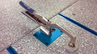 How To Instal Kreg Bench Clamp System