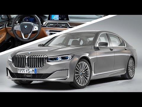 2020 BMW 7 SERIES - Updated Bavarian luxury Sedan !!
