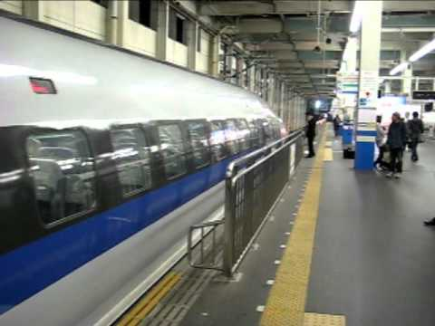 JR Shinkansen. Kodama de la serie 500