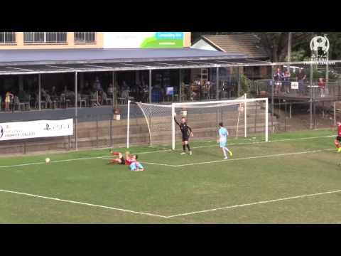 PS4NPLQLD Highlights - Brisbane City FC v Sunshine Coast FC