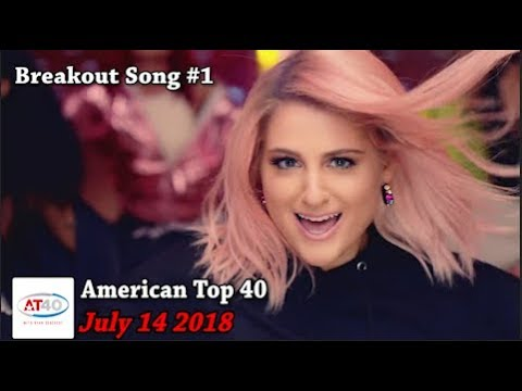 American Top 40 ~ July 14, 2018