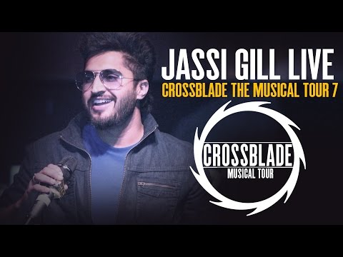 Jassi Gill Live   Crossblade The Musical Tour 7   Delhi University   Speed Records