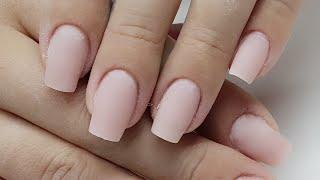 Укрепление натуральных ногтей моделирующим гелем  Моделирование в укреплении