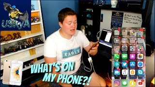 WHAT'S ON MY IPHONE 6S?! **super long** - (Tech Series No. 1)