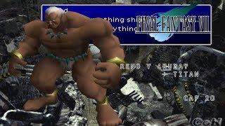 Final Fantasy 7 - Otra vez Reno y ¿Ruda? - Materia Titan - Cap 20