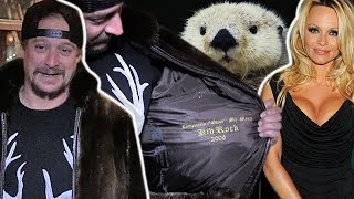 Kid Rock is Quite Proud of his Otter Skin Jacket