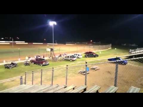 Albany Motor Speedway passenger ride