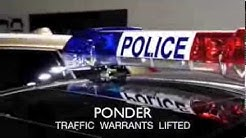 Ponder, Texas Warrant Roundup Attorneys | Traffic Citations Defended