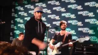Colin Donnell and Brother Sal Don't Stop Believing - Nocking Point Wine Mixer