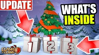 WHAT'S HIDDEN IN THE NEW CLASH OF CLANS UPDATE!?! - 3 NEW SECRET FEATURES!