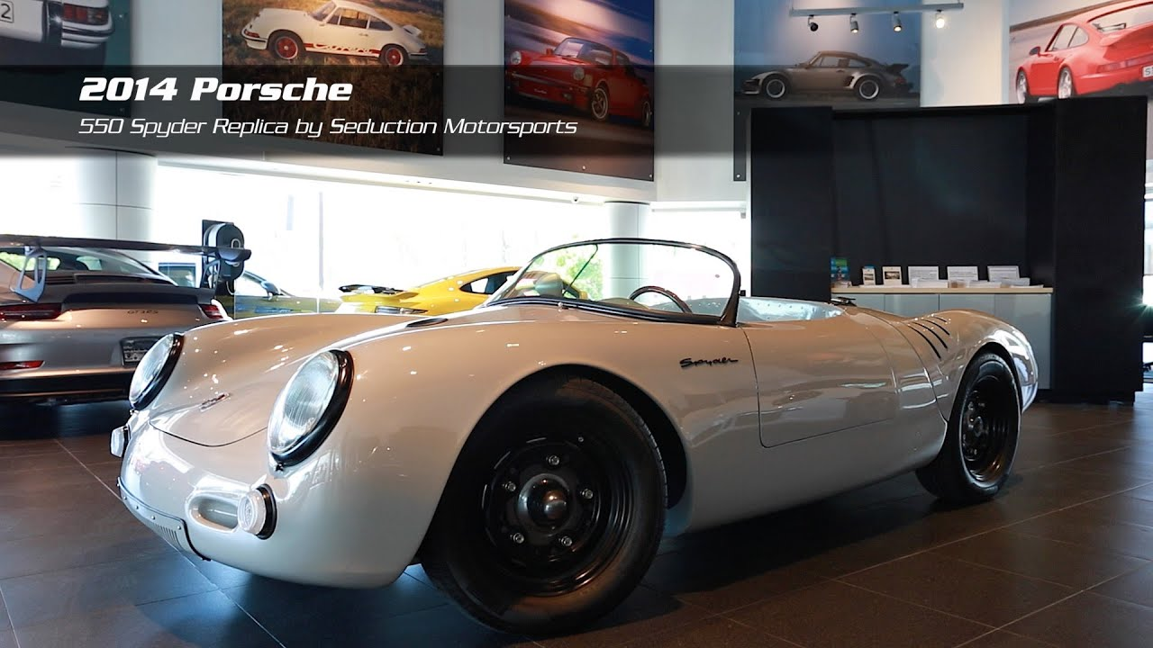 On The Lot Porsche 550 Spyder For Sale At Porsche Auto