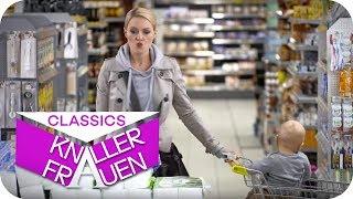 Peinlich Toilettenpapier kaufen [subtitled] | Knallerfrauen mit Martina Hill