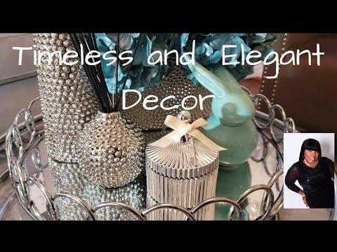 Timeless and Elegant Decor hosted by Really Good Living #affordableglamdecor
