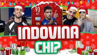 ⚽ INDOVINA CHI con i FUTMAS vs FIUS GAMER e ENRY LAZZA! QUIZ SUL CALCIO! FIFA 19 QUIZ