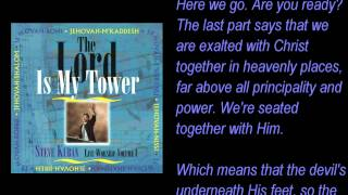 Video Steve Kuban — For the Lord Is My Tower — with Scrolling Words download MP3, 3GP, MP4, WEBM, AVI, FLV Mei 2018
