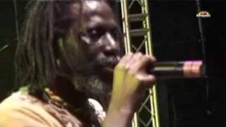 "TIKEN  JAH  FAKOLY   "" AFRICA ""- Live @ Ostróda Reggae Festival 2009"