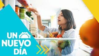5 trucos para conservar la comida preparada por más tiempo   Un Nuevo Día   Telemundo