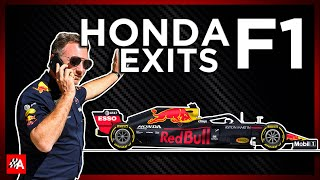 What Does Honda's Exit Mean For Red Bull?