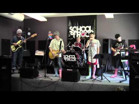 Float On - School of Rock Omaha - Socks