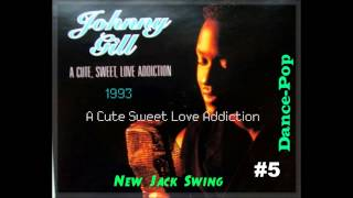 Watch Johnny Gill A Cute Sweet Love Addiction video