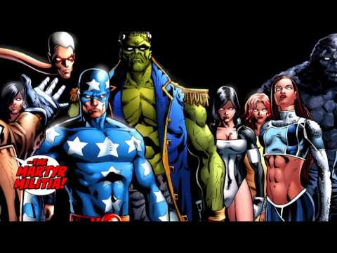 History Of Comics On Film Part  66 (The World