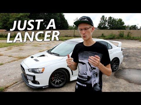 EVO X The AWD Lancer... That s it