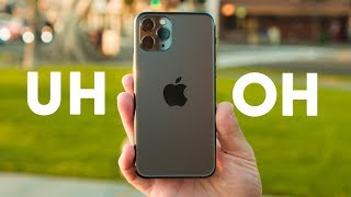 iPhone 11 Pro - What I Didn't Tell You