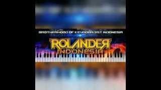 Modul Sampling Bk 5 by Rolander Indonesia. Tes Sampler Kendang + Tambourine123 di coba
