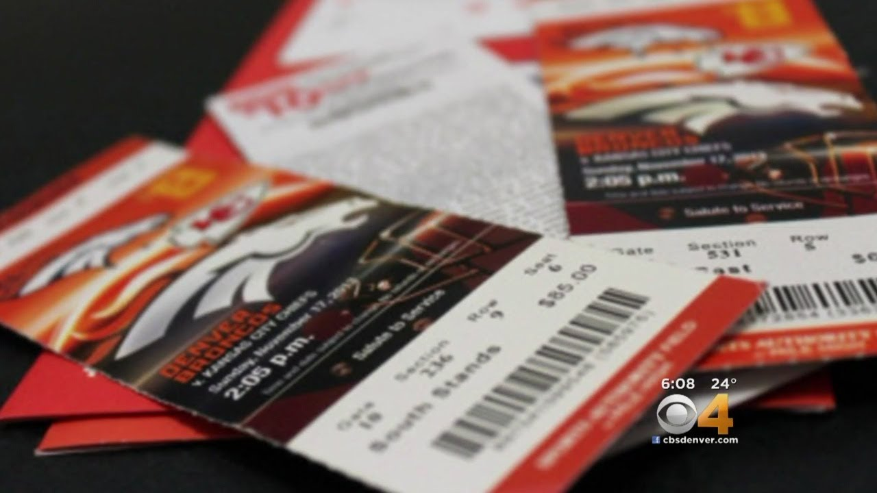 Broncos Moving To Paperless Ticket System To Combat Fraud