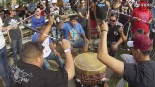 Wahpekute Singers Sunday Contest @ United Tribes Powwow 2016